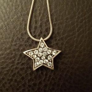 Vintage Mark of the Millenium necklace